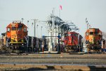 No BNSF road power up front