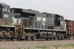 NS 927 Westbound