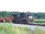 NS M.O.W. Train
