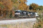 NS 168 Westbound