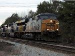 CSX Trailer Train