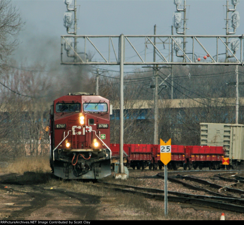 CP 8786