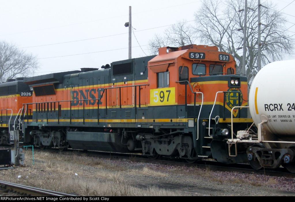 BNSF 597