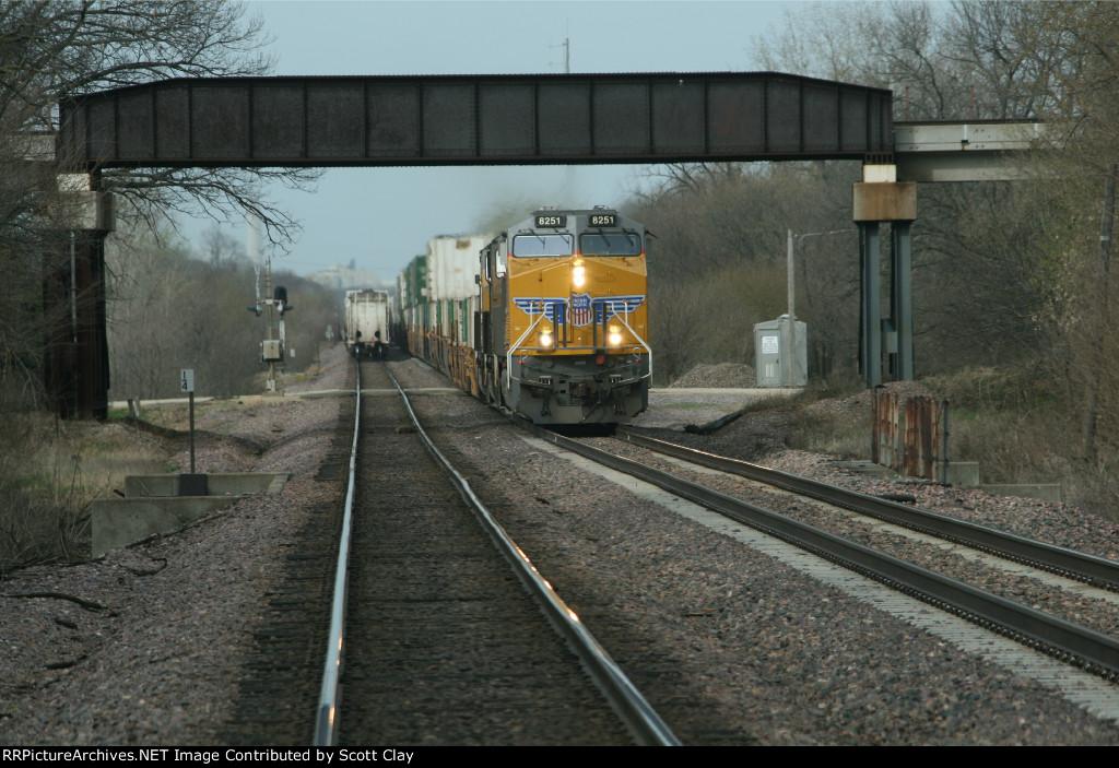 UP 5574