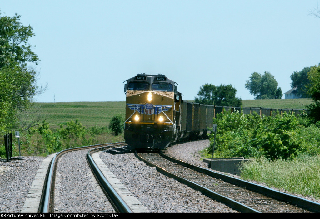 UP 6039