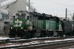 Coal trains