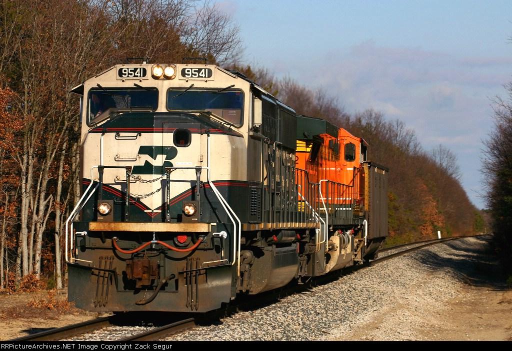 BNSF 9541