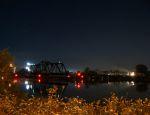 D727 at Grand Haven swing bridge.