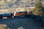 BNSF 5452 @ Tehachapi Loop