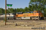 BNSF 9184 @ Pueblo Shopping Center