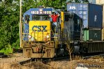 CSX 2301 | EMD Road Slug | UP Memphis Subdivision