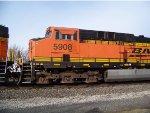 BNSF ES44AC 5908