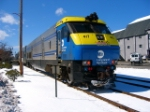 LIRR 417 train 203 to Ronkonkoma