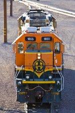 BNSF 1855 @ BNSF Barstow Yard