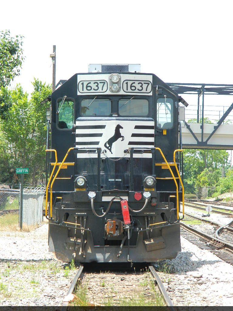 NS 1637(SD40-2)