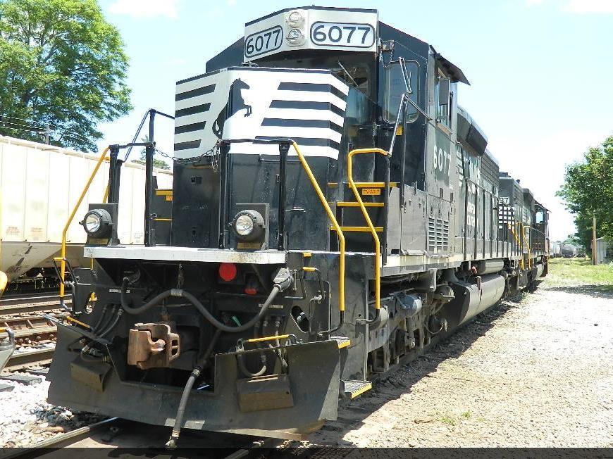 NS 6077(SD40-2) 1637(SD40-2)