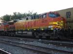 BNSF 5635