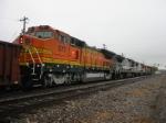 BNSF 6756