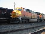BNSF 5604