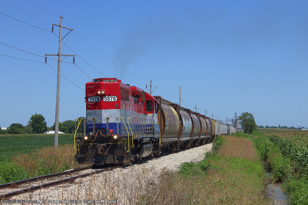 TPW 3878 west
