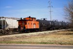 I&M caboose on the rear!