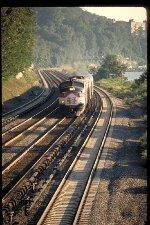 FL9s on the Hudson Line