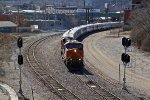 BNSF 7396 heads Nb With a Bnsf special.