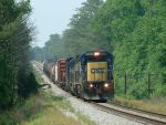 CSX Local bottoms out