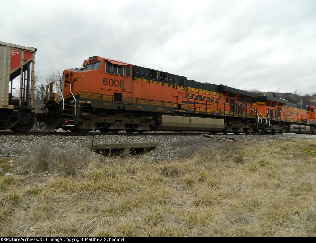 BNSF 6008