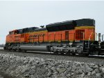 End Shot of BNSF 9095