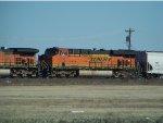 BNSF ES44DC 7313