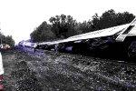 Crescent derailment at Stewart, Al.