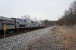 Amtrak 156 with 163