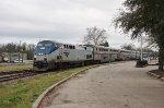 Amtrak 58 Detour