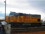 Union Pacific Y561 Sitting Solo in Milpitas, CA
