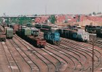 Bay View yard
