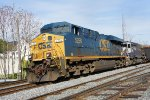 CSX 5256 and HLCX 6300