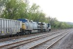CSX 892 with 74