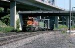 BNSF 2264