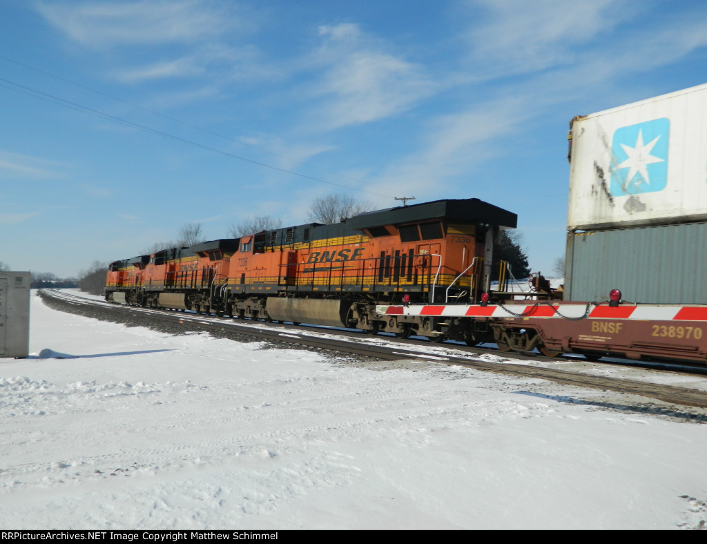 BNSF 7336