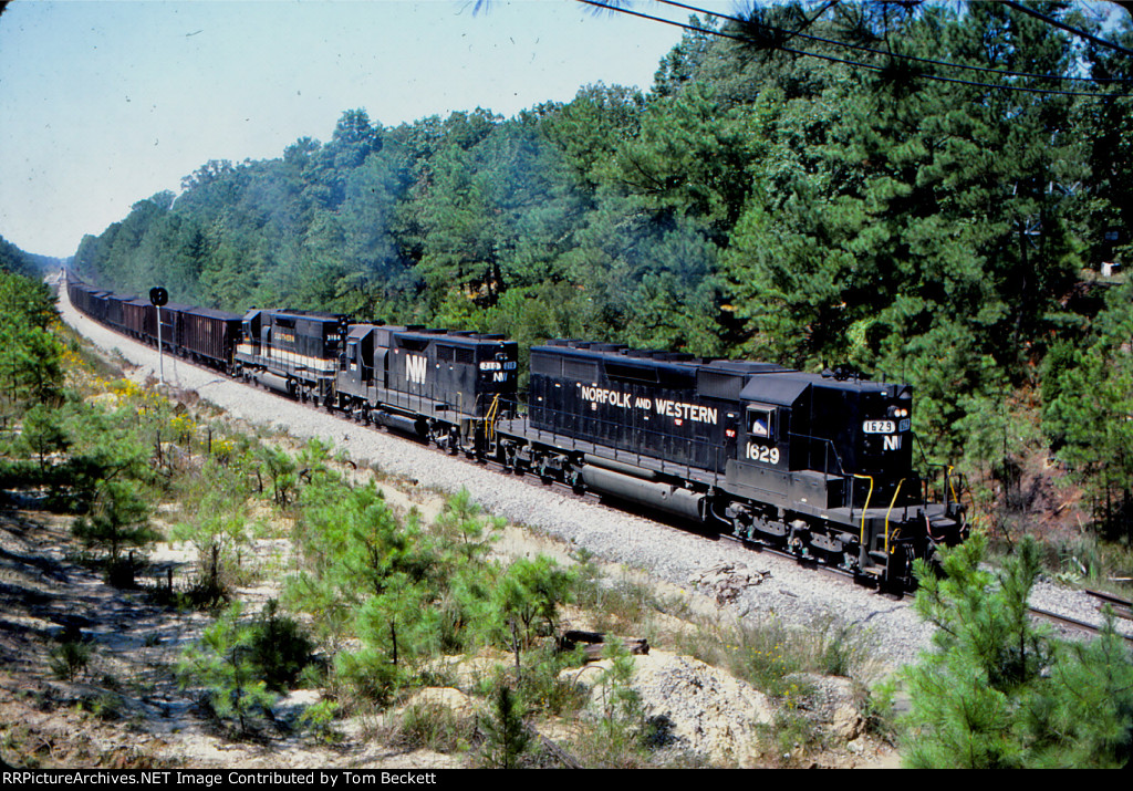 Coal with N&W and SOU power