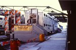 """The former Rock Island Station had recently been torn down and a new office building was being built. As there was nowhere to eat, the """"Club Car Inc"""" was the solution!"""