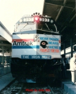 Amtrak SuperBowl F-40