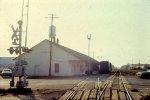 Depot in Sylvester, Ga