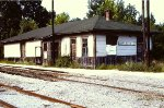 Maplesville, Al Depot