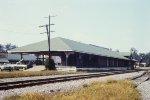 Pelham, Ga Depot