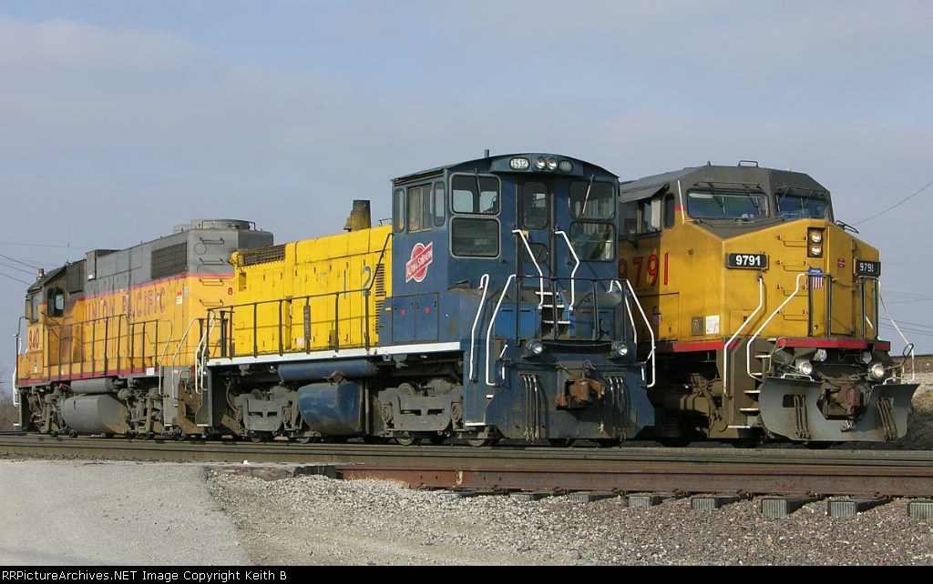 ALS 1512 and UP 9791