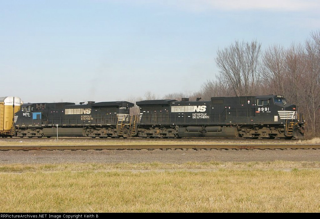 NS 8991 and 9670