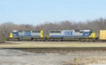 CSX 8710 and 8816