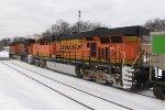 BNSF 6221 & 6120